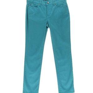NYDJ Skinny Straight Jeans